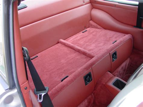 porsche 911 interior back seat should i delete my rear seat pics rennlist porsche