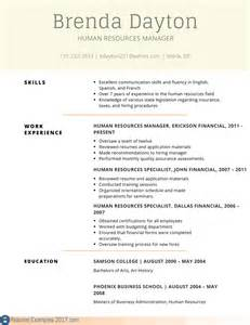 Exles Of Skills To Put On Resume by Remarkable Resume Exles Skills Resume Exles 2017