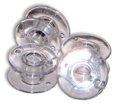sewing machine bobbin for bobbin case type machine such as