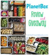 Planetbox Giveaway - planetbox archives family fresh meals
