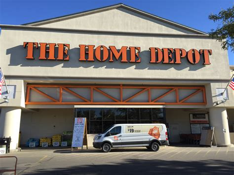 the home depot co company profile
