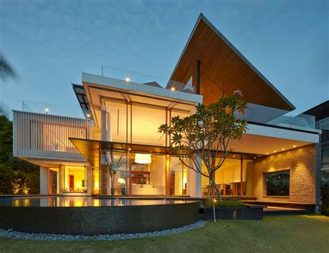 sentosa cove singapore  architect