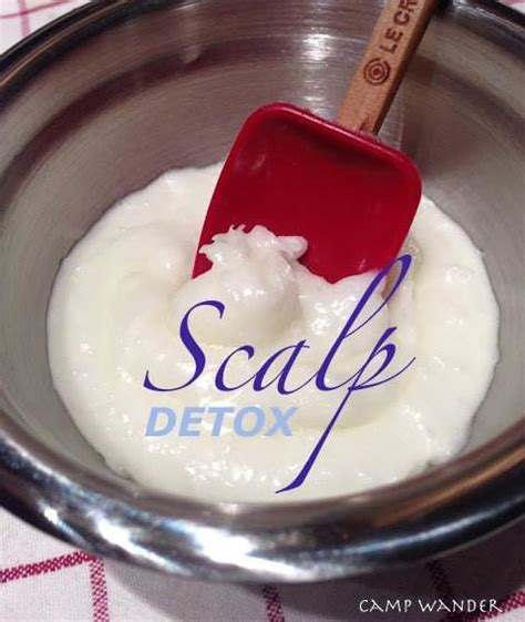 Detoxing From Tingly by Stimulating Scalp Treatment With Essential Oils And