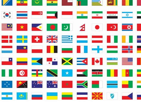all flags of the world printable pictures of all flags around the world on animal picture