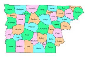Tennessee Map Counties by Central Tennessee County Trip Reports