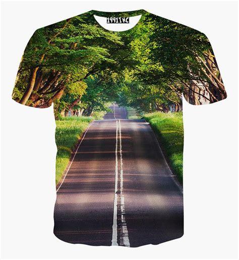 Tshirt 3d 01 tshirt scenery t shirt for 3d tshirt print
