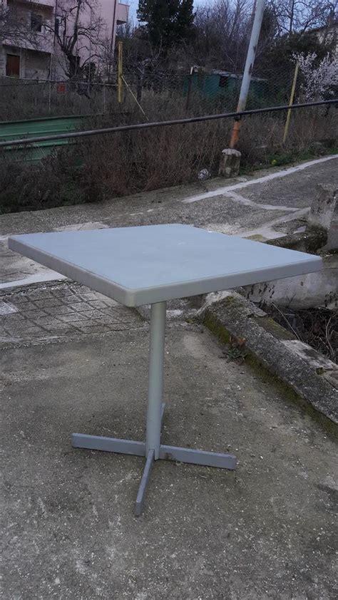 tavoli e sedie per esterno tavoli e sedie per esterno ed interno su secondamano it