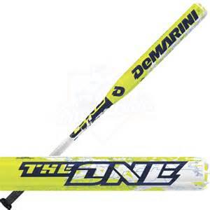 demarini slowpitch bats demarini the one senior slowpitch softball bat dxsns 13