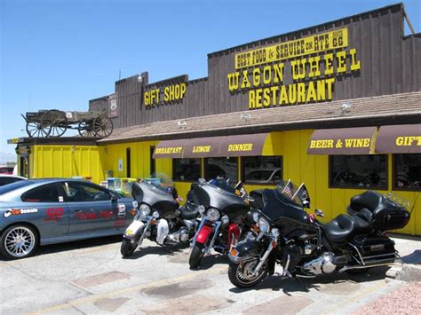 Wagon Wheel Restaurant in Needles, CA   Photo