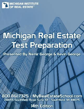 michigan education real estate salesperson licensing