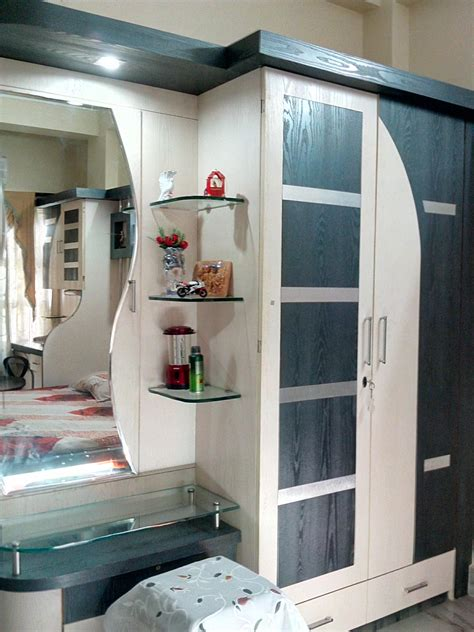 dressing in bedroom wardrobe with dressing table designs for bedroom indian