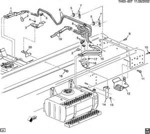 Fuel System Gmc Fuel Supply System Rear