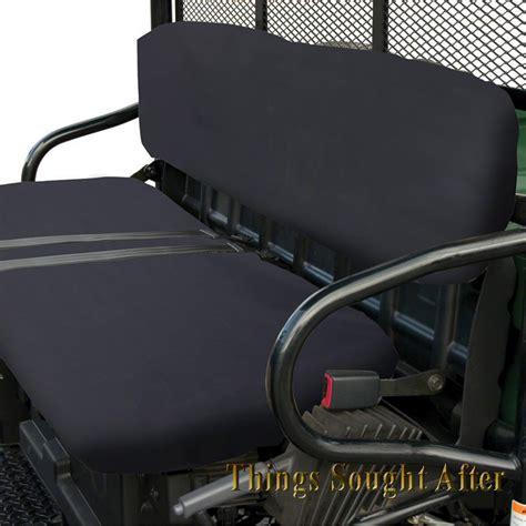 utv seat cover material black seat covers for specific 2008 polaris ranger utv