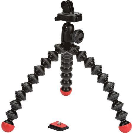 Tripod Vlog Gorilla Large Stand Handphone joby gorillapod tripod with mount for gopro