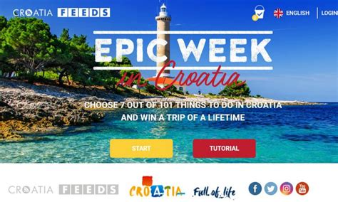 design your dream vacation create your dream croatian vacation and win an epic week