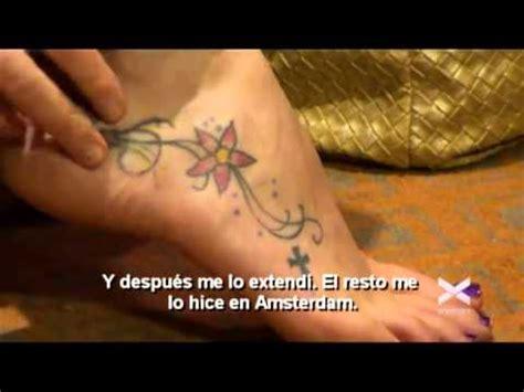 tattoo hand joss stone joss stone historias de tatuajes vorterix youtube