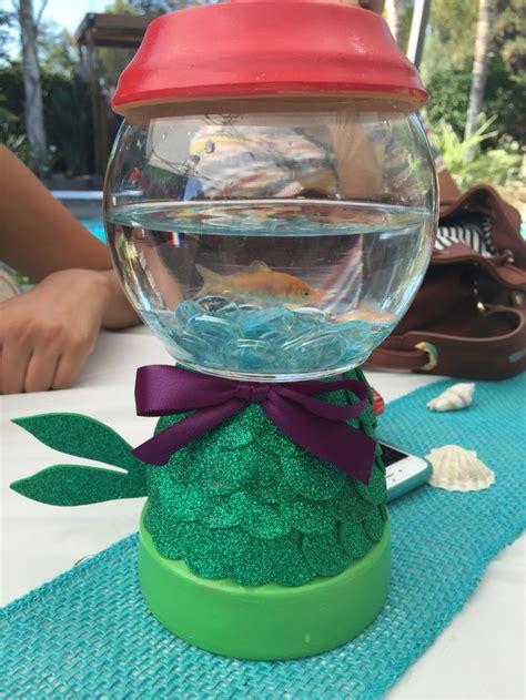 little mermaid under the sea centerpiece rhylees first