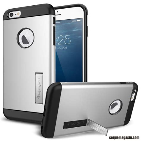 coque iphone   silicone  etui pour telephone iphone   accessoires portable kaki