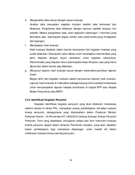 membuat proposal pkl proposal pkl iii ta 2014 2015