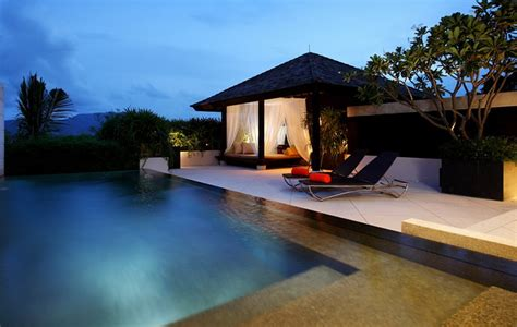 Bedroom Window Treatment Ideas contemporary pool house design ideas to complement your