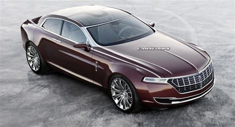 new future car carscoops lincoln concepts