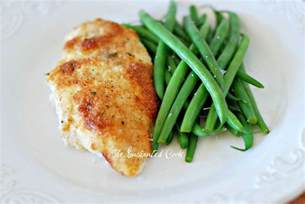 Parmesan Crusted Chicken by The Enchanted Cook Parmesan Crusted Chicken Hellmann S
