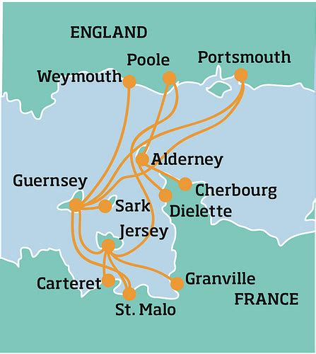 boat trip jersey to france ferries to france a guide for cyclists freewheeling france