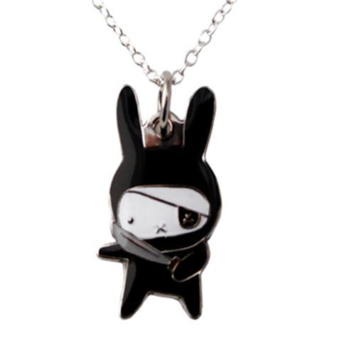 7 Great Rock Accessories For by Pirate Bunny Necklace 7 Great Rock