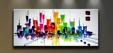 canvas painting for home decoration modern abstract hand painted art oil painting wall decor
