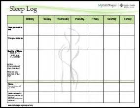 sleep chart printable pictures to pin on pinterest