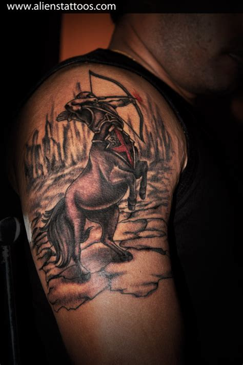 tattoo pictures sagittarius sagittarius tattoos and designs page 6