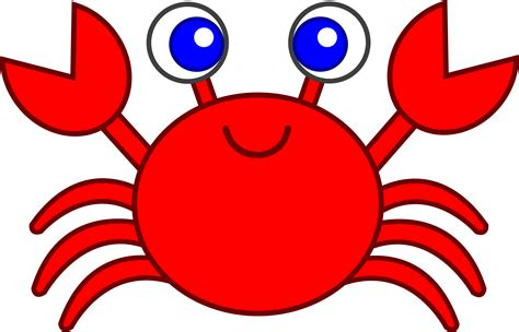 free to use clip images crab free clipart clipart best