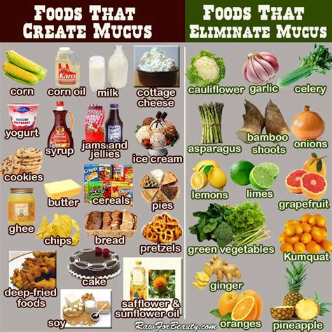 Mucus Detox by Nutritious You Get Rid Of Your Mucus