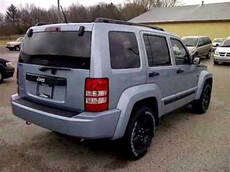 jeep liberty arctic for sale 2012 jeep liberty arctic package youtube
