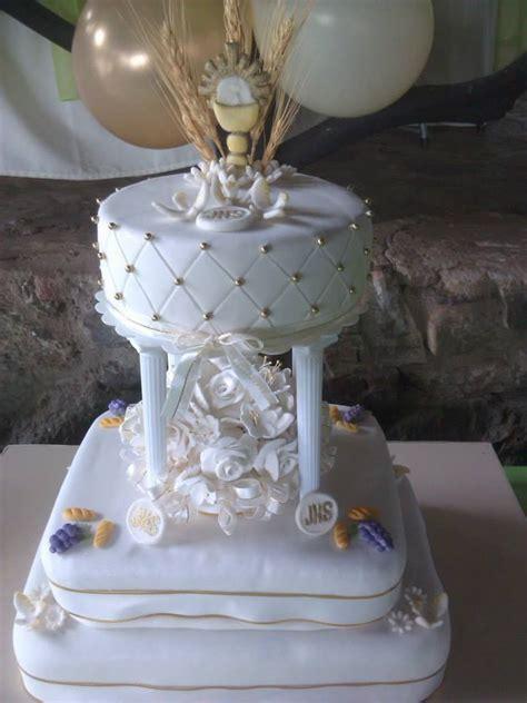 tortas decoradas  primera comunion tortas de primera comunion pinterest