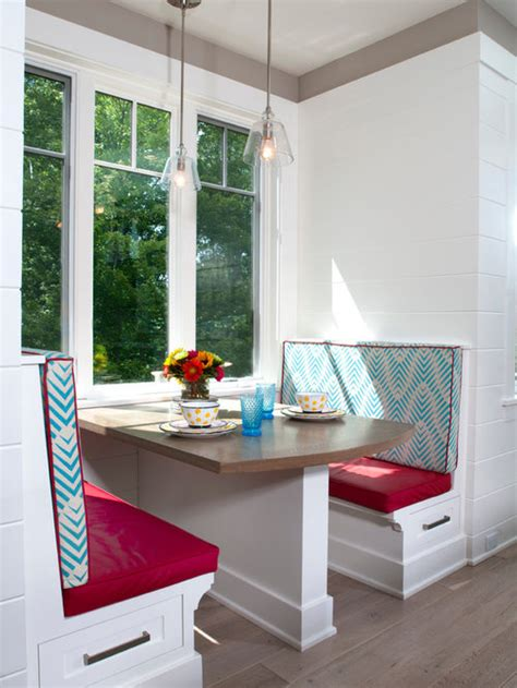 breakfast nook booth home design ideas pictures remodel