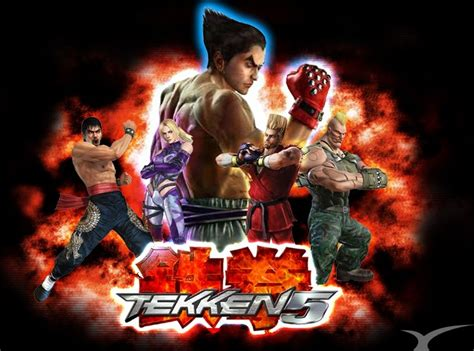 game wallpaper tekken 5 download tekken 5 game full version for pc free teaching