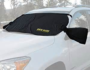 Car Windshield Snow Cover Canadian Tire Snow Guard The Windshield Cover With Side View