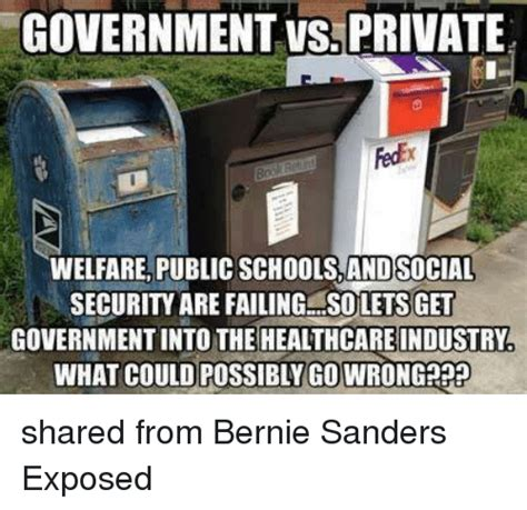 Public School Meme - government vs private welfare public schools and social