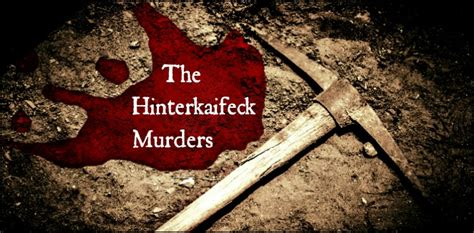 hinterkaifeck crime the hinterkaifeck murders