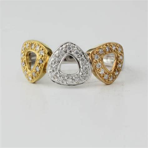 so unique 18ct ring adorn jewels wedding engagement