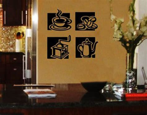 coffee themed kitchen wall decor coffee decor for kitchen to obtain the country sense
