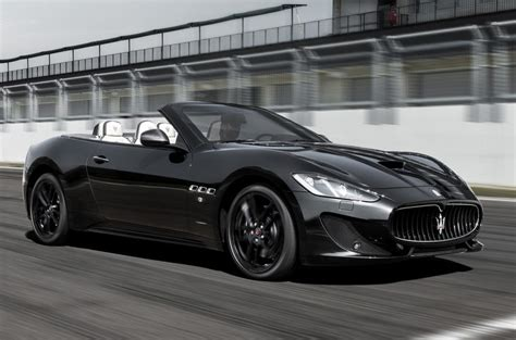 maserati convertible 2 seater 43 two seater spyder maserati grancabrio review
