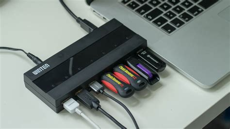 Usb 3 0 Hub winten 7 port usb3 0 hub techtest