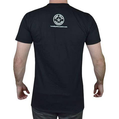 Promark T Shirt lone percussion birth drums t shirt lsp bdd