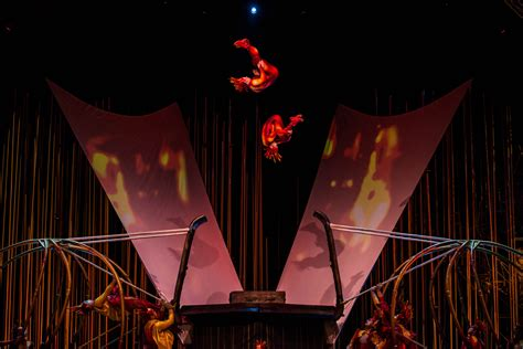 russian swing so do you want to join the circus we talked to varekai