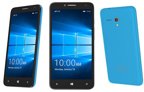 Hp Alcatel One Touch Bekas alcatel onetouch fierce xl delivers windows 10 mobile on a budget
