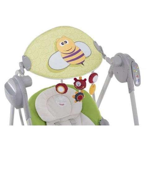 chicco polly swing up balancelle chicco polly swing up