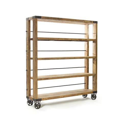 Study Bookcases rolling study bookcase