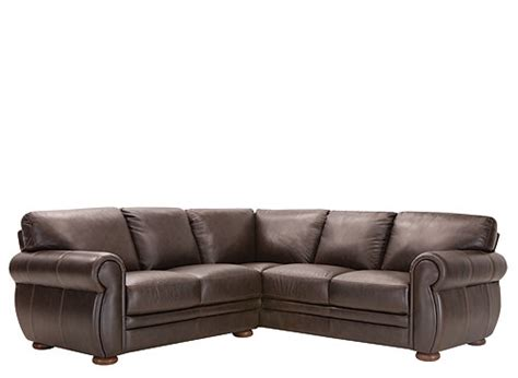 marsala 2 pc leather sectional sofa sectional sofas
